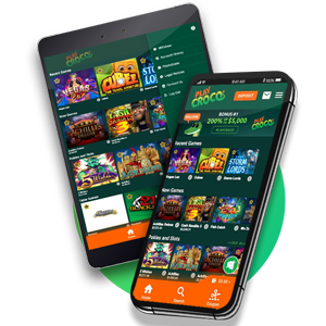 mobile pokies app