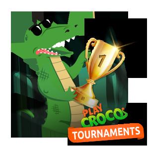 playcroco casino pokies tournaments